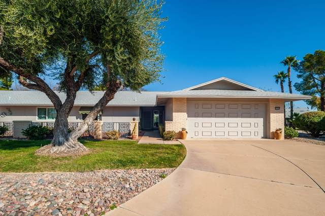 12518 W Seneca Drive W, Sun City West, AZ 85375 (MLS #6025698) :: Long Realty West Valley