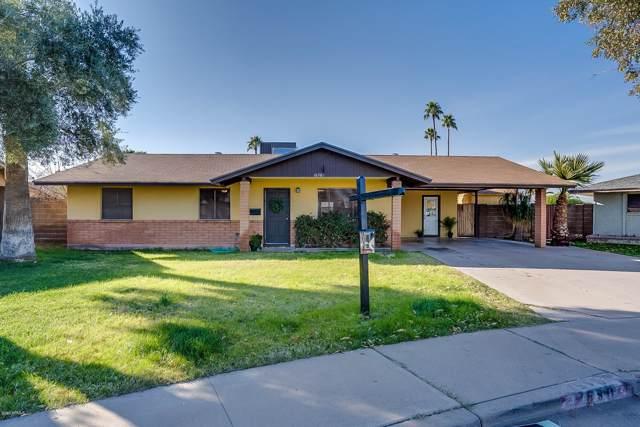 1650 N Freeman, Mesa, AZ 85201 (MLS #6025706) :: Revelation Real Estate