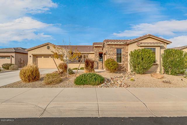 17866 W Ashurst Drive, Goodyear, AZ 85338 (MLS #6025711) :: Long Realty West Valley