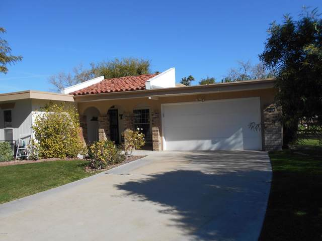 10005 W Highwood Lane, Sun City, AZ 85373 (MLS #6025725) :: Long Realty West Valley