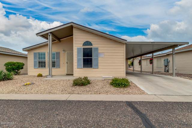3301 S Goldfield Road #1034, Apache Junction, AZ 85119 (MLS #6025729) :: Brett Tanner Home Selling Team
