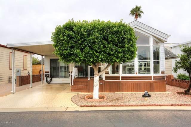 7750 E Broadway Road #904, Mesa, AZ 85208 (MLS #6025735) :: Arizona Home Group