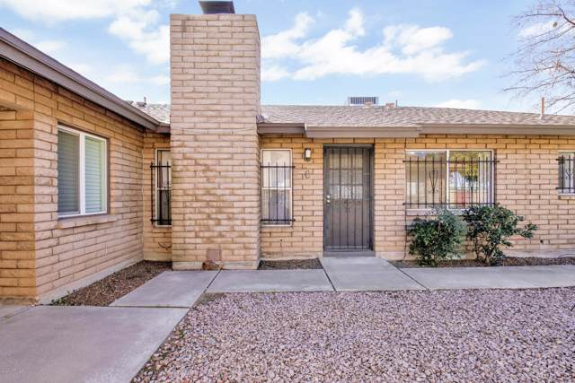 6409 S Kenneth Place C, Tempe, AZ 85283 (MLS #6025742) :: NextView Home Professionals, Brokered by eXp Realty
