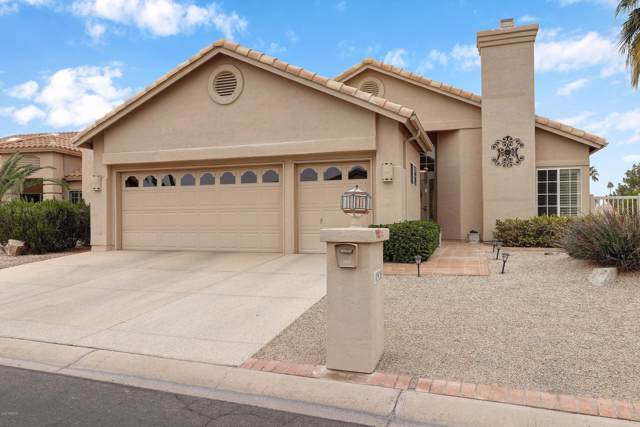 10926 E Regal Drive, Sun Lakes, AZ 85248 (MLS #6025759) :: Brett Tanner Home Selling Team