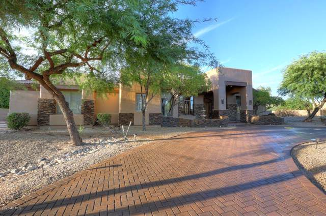 12290 E Gold Dust Avenue, Scottsdale, AZ 85259 (MLS #6025760) :: The Kenny Klaus Team