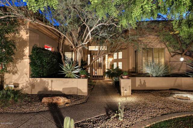 6449 E Crested Saguaro Lane, Scottsdale, AZ 85266 (MLS #6025777) :: The Kenny Klaus Team
