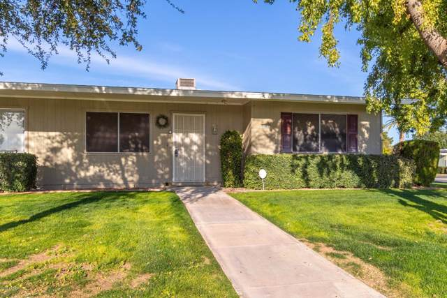 11002 W Santa Fe Drive, Sun City, AZ 85351 (MLS #6025780) :: Brett Tanner Home Selling Team