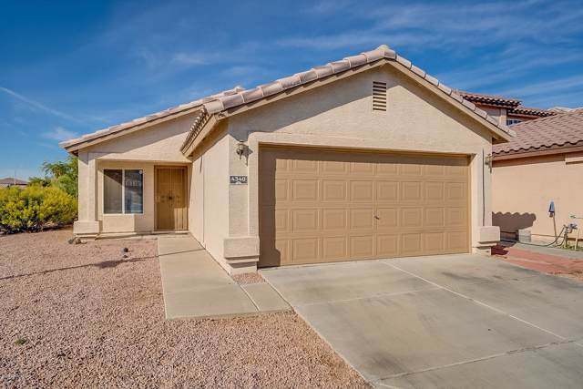 4340 N 111th Lane, Phoenix, AZ 85037 (MLS #6025786) :: The Laughton Team