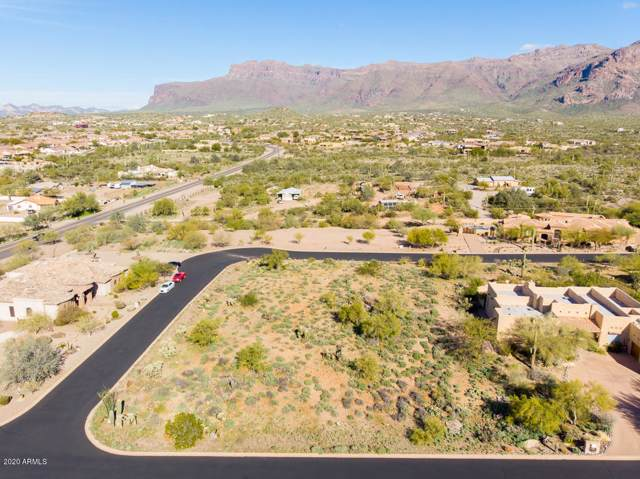 10632 E Calle Del Cascabel, Gold Canyon, AZ 85118 (MLS #6025789) :: Yost Realty Group at RE/MAX Casa Grande