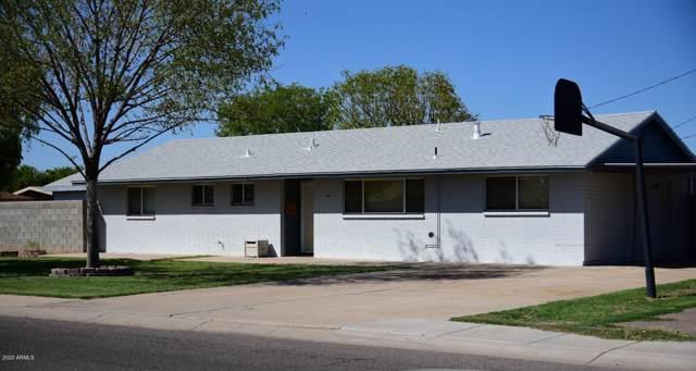 302 E Loma Linda Boulevard, Goodyear, AZ 85338 (MLS #6025811) :: The Kenny Klaus Team