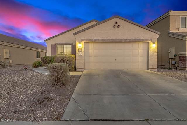 5267 S 239TH Lane, Buckeye, AZ 85326 (MLS #6025820) :: Brett Tanner Home Selling Team
