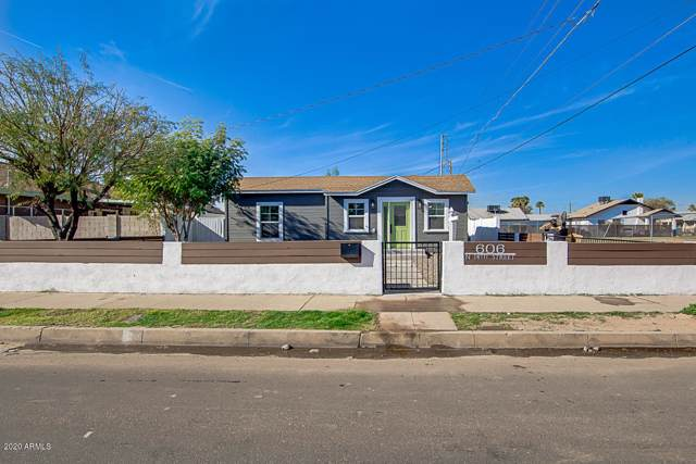 606 N 14TH Street, Phoenix, AZ 85006 (MLS #6025824) :: The W Group