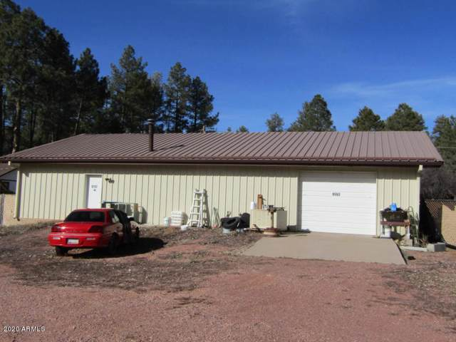 8562 W Deer Drive, Pine, AZ 85544 (MLS #6025836) :: Revelation Real Estate