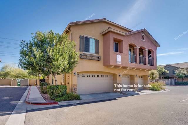 18250 N 32ND Street #1003, Phoenix, AZ 85032 (MLS #6025840) :: Devor Real Estate Associates