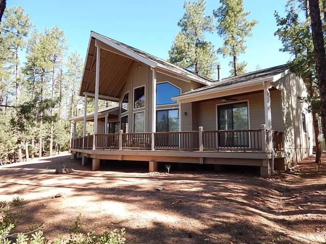 297 S Conifer Drive, Payson, AZ 85541 (MLS #6025848) :: Revelation Real Estate