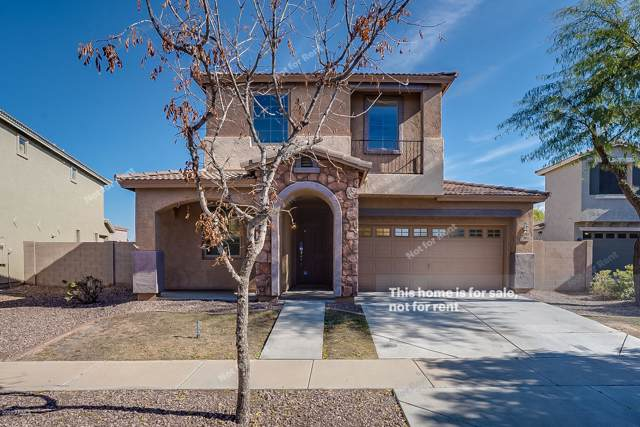 3951 S Splendor Place, Gilbert, AZ 85297 (MLS #6025858) :: NextView Home Professionals, Brokered by eXp Realty