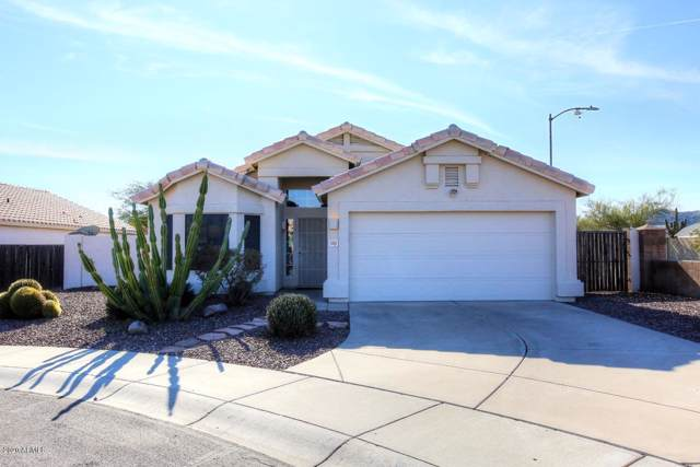 2203 E Ross Avenue, Phoenix, AZ 85024 (MLS #6025861) :: Keller Williams Realty Phoenix