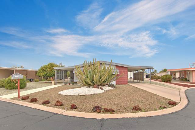 8350 E Mckellips Road #74, Scottsdale, AZ 85257 (MLS #6025888) :: Dijkstra & Co.