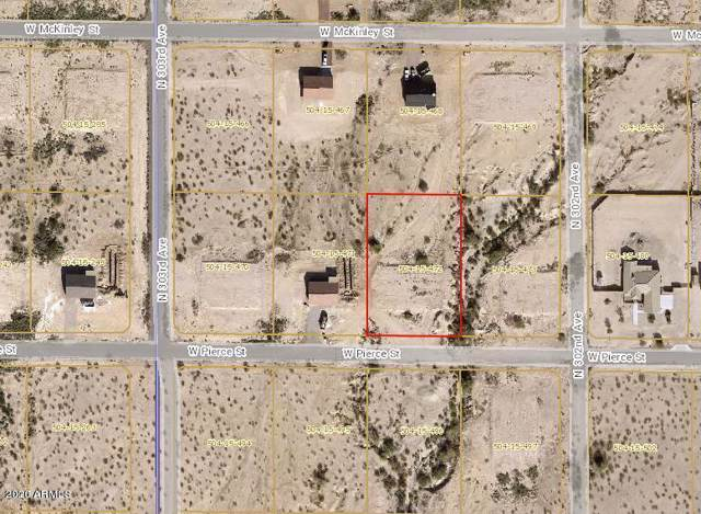 30218 W Pierce Street, Buckeye, AZ 85396 (MLS #6025889) :: The Kenny Klaus Team