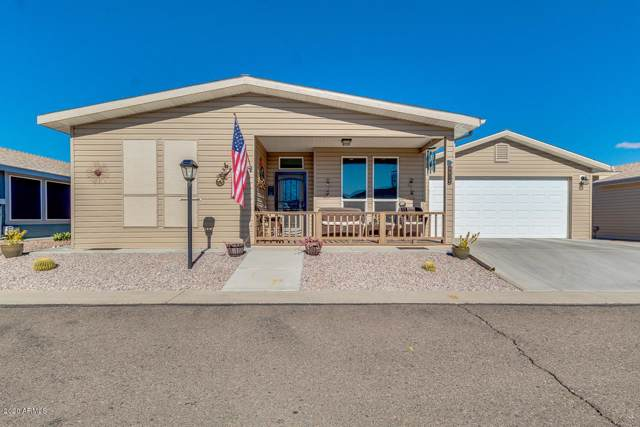 3301 S Goldfield Road #6014, Apache Junction, AZ 85119 (MLS #6025890) :: Brett Tanner Home Selling Team