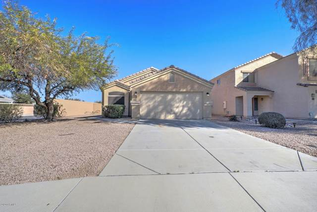 19377 N Gabriel Path, Maricopa, AZ 85138 (MLS #6025891) :: Yost Realty Group at RE/MAX Casa Grande