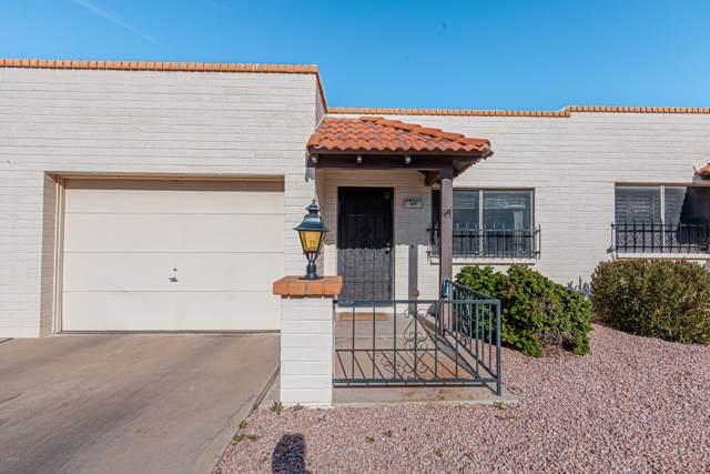 440 S Parkcrest Street #97, Mesa, AZ 85206 (MLS #6025892) :: Revelation Real Estate