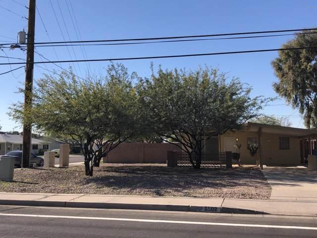 6502 N 23RD Avenue, Phoenix, AZ 85015 (MLS #6025915) :: Arizona Home Group