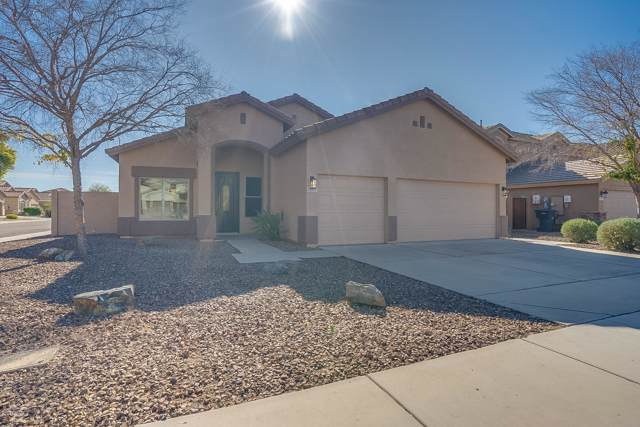 2711 E Augusta Avenue, Chandler, AZ 85249 (MLS #6025920) :: The Kenny Klaus Team
