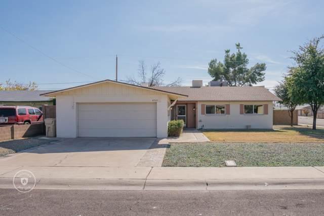 4541 W Claremont Street, Glendale, AZ 85301 (MLS #6025924) :: Selling AZ Homes Team
