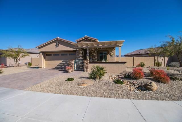 16807 S 181ST Drive, Goodyear, AZ 85338 (MLS #6025927) :: The W Group