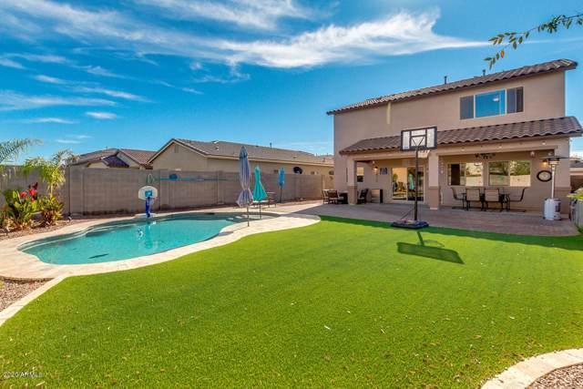 1504 W Birch Road, Queen Creek, AZ 85140 (MLS #6025931) :: Dijkstra & Co.