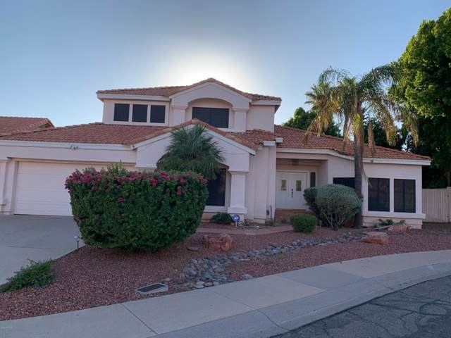 16442 N 59TH Place, Scottsdale, AZ 85254 (MLS #6025946) :: Riddle Realty Group - Keller Williams Arizona Realty