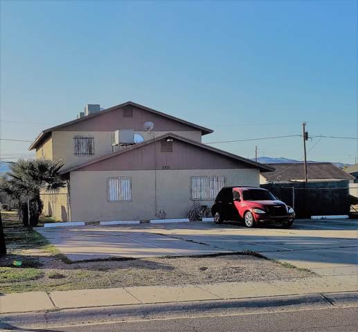2831 E Mobile Lane, Phoenix, AZ 85040 (MLS #6025958) :: Brett Tanner Home Selling Team