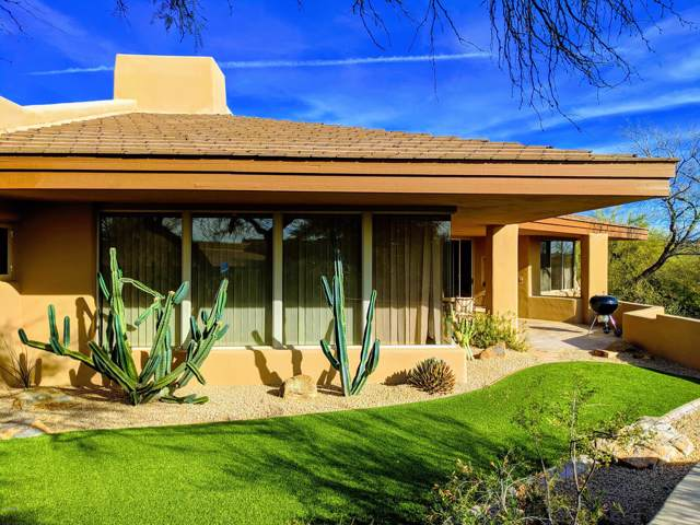 10779 E Tamarisk Way #12, Scottsdale, AZ 85262 (MLS #6025964) :: Dijkstra & Co.
