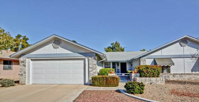14138 W White Rock Drive, Sun City West, AZ 85375 (MLS #6025971) :: The Property Partners at eXp Realty