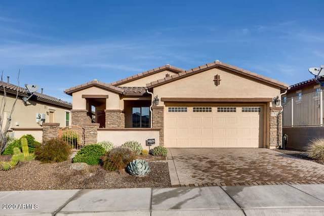 17534 W Glenhaven Drive, Goodyear, AZ 85338 (MLS #6025984) :: The W Group