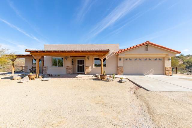 425 Stonehedge Ranch Road, Wickenburg, AZ 85390 (MLS #6025988) :: Devor Real Estate Associates