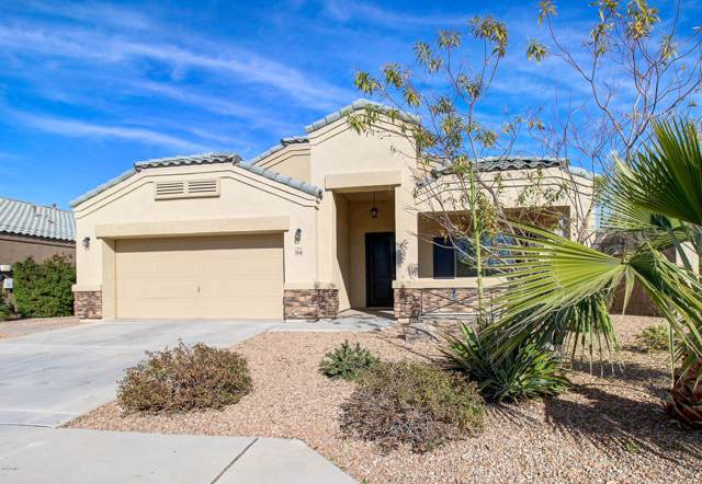 9446 W Colter Street, Glendale, AZ 85305 (MLS #6025993) :: The Laughton Team