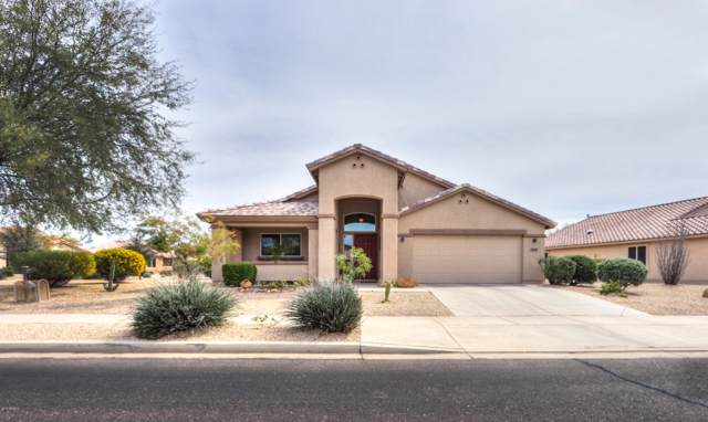 2445 E Firerock Drive, Casa Grande, AZ 85194 (MLS #6026007) :: The Property Partners at eXp Realty