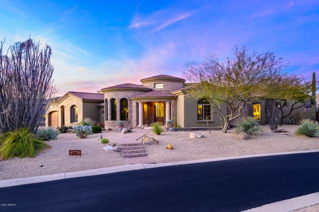 9776 E Monument Drive, Scottsdale, AZ 85262 (MLS #6026009) :: The W Group