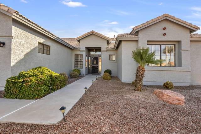 23613 S Desert Moon Court, Sun Lakes, AZ 85248 (MLS #6026015) :: Brett Tanner Home Selling Team