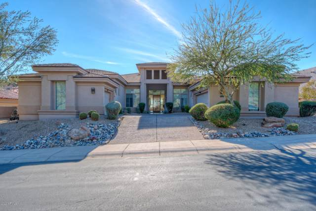 11137 E Rosemary Lane, Scottsdale, AZ 85255 (MLS #6026016) :: Team Wilson Real Estate