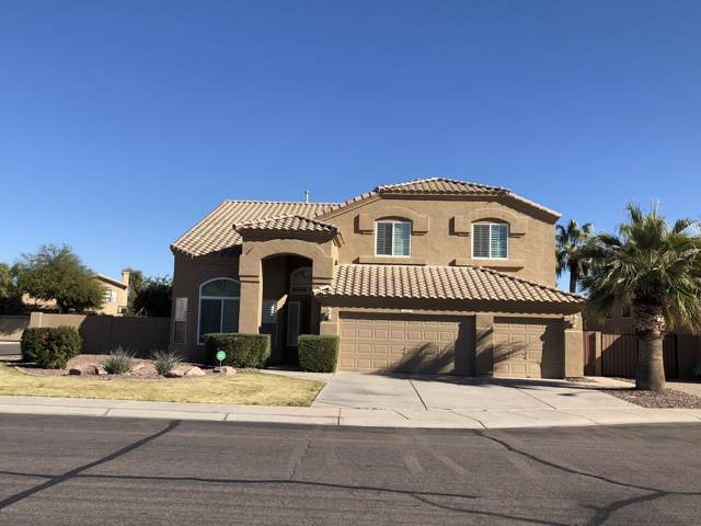 1021 N Fir Street, Chandler, AZ 85226 (MLS #6026026) :: The Kenny Klaus Team