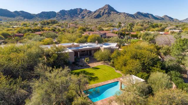 6532 E Bronco Drive, Paradise Valley, AZ 85253 (MLS #6026034) :: Devor Real Estate Associates