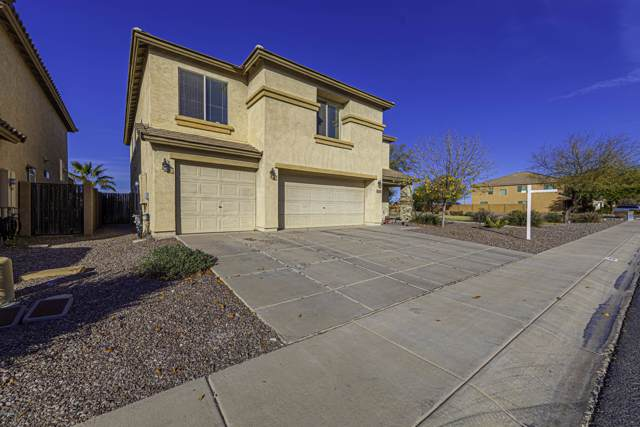 1230 W Pinkley Avenue, Coolidge, AZ 85128 (MLS #6026039) :: Openshaw Real Estate Group in partnership with The Jesse Herfel Real Estate Group