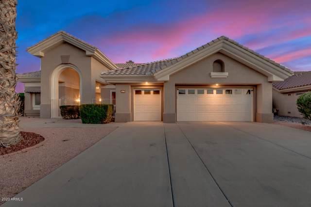 19631 N White Rock Drive, Sun City West, AZ 85375 (MLS #6026059) :: Team Wilson Real Estate