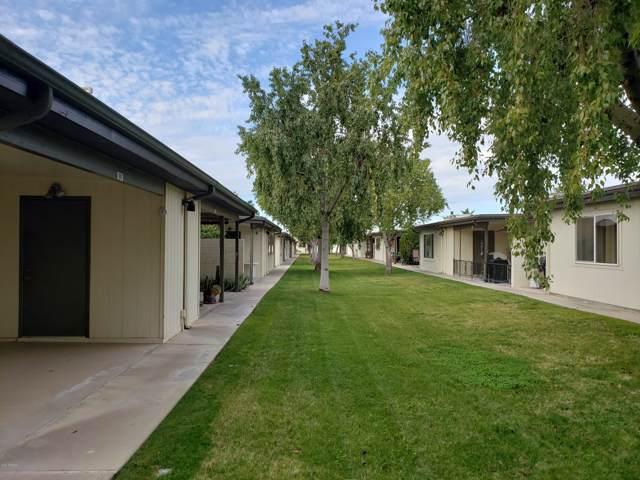 440 S Parkcrest #91, Mesa, AZ 85206 (MLS #6026082) :: Keller Williams Realty Phoenix