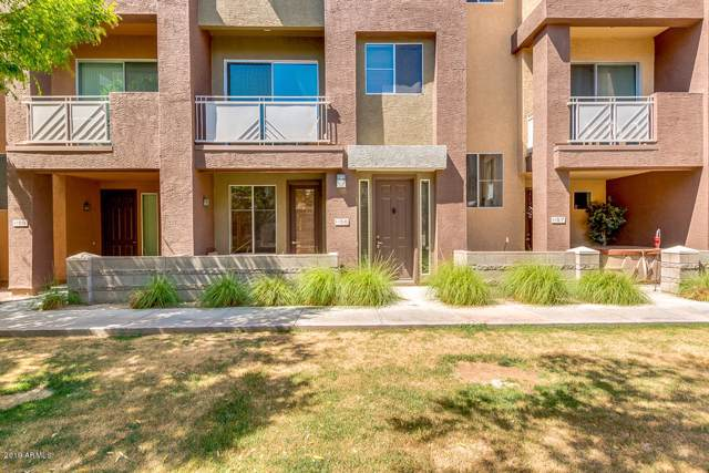6745 N 93RD Avenue #1158, Glendale, AZ 85305 (MLS #6026113) :: The Laughton Team