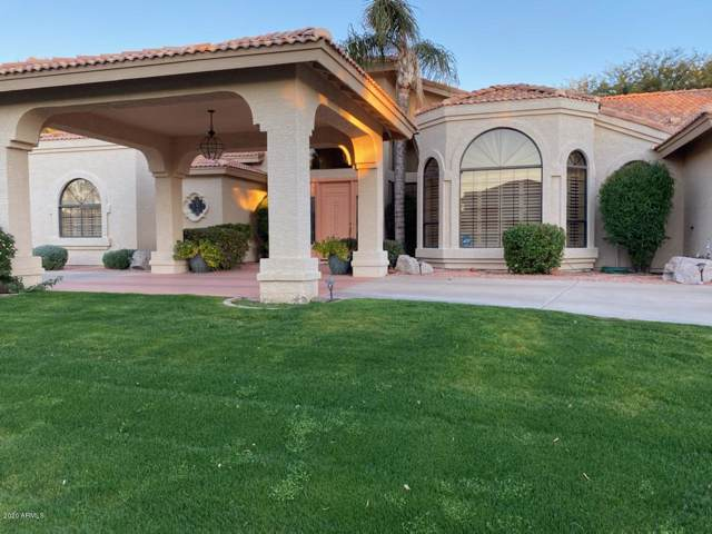 11945 N 83RD Place, Scottsdale, AZ 85260 (MLS #6026120) :: Lifestyle Partners Team