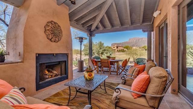 7460 E Golden Eagle Circle, Gold Canyon, AZ 85118 (MLS #6026149) :: Nate Martinez Team